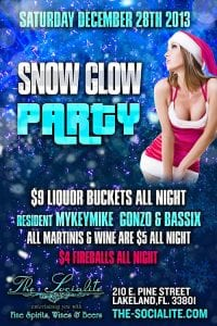 Snow Glow Party at The Socialite