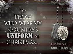 Merry Christmas to you all & God Bless Our Troops! | 863area.com