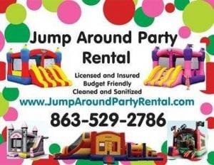 Jump Around Party Rental