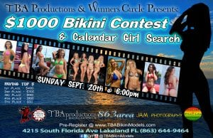 TBA Bikini Models Sept 20th Bikini Contest