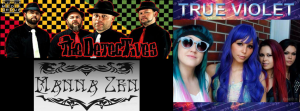 The Detectives, True Violet, & Manna Zen Live at Winners Circle
