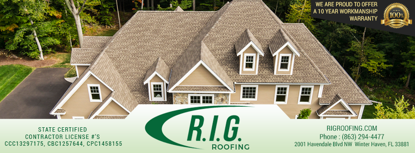R.I.G. Roofing & Construction - Winter Haven Lakeland Florida