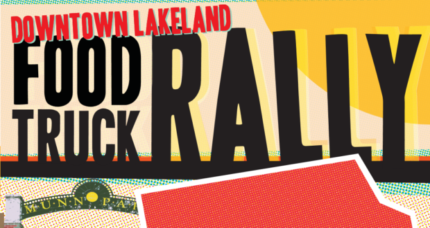 Downtown Lakeland Food Truck Rally