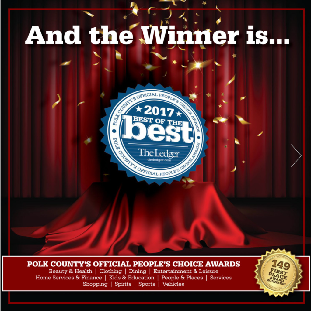 2017 Best of the Best Results | Photo courtesy of Lakeland Ledger