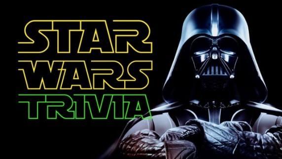 Nov. 26th, 2019 - Trivia: Star Wars - The Brass Tap