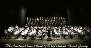 Lakeland Concert Band, Christmas, Kid friendly,