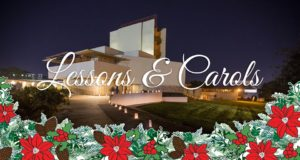 florida southern college, Christmas, carols, candlelight, Lakeland