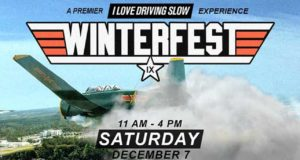 Winterfest, Holiday, Car show,