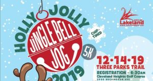 Lakeland, 5K, Reindeer dash, Kid friendly, Holiday