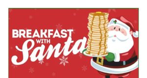 Lakeland, Breakfast, Santa, Kid friendly, Pancakes