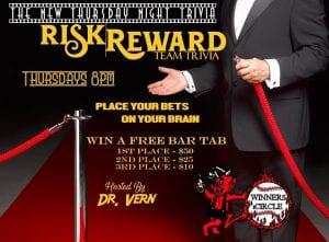 Lakeland, Winners Circle, Dr. Vern, Trivia Night,