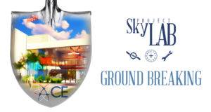 Project SkyLab Groundbreaking Sun 'n Fun Aerospace Center for Excellence