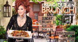 Brunch, Drag queen, Frescos, Lakeland, Entertainment, Mimosas