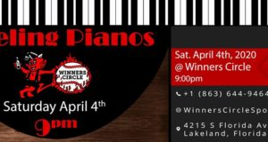 Winners Circle, Lakeland, Florida, Dualing Pianos, Comedy, Wings, Beer, Nightlife, Entertainment