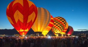 Kid friendly, Food festival, Entertainment, Hot air balloon, Helicopter rides, Aerialists, Live music