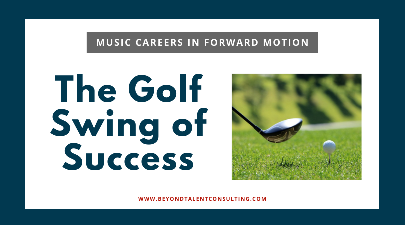 The Golf Swing of Success