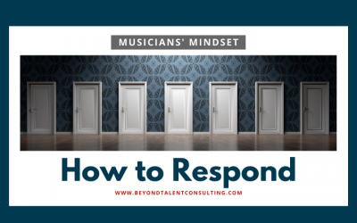 It's our choice — how to respond