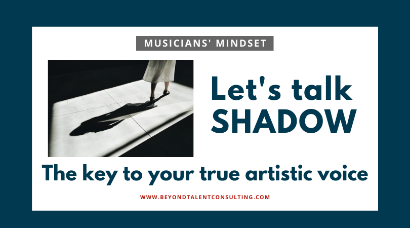 Musicians: imagine for a moment . . .