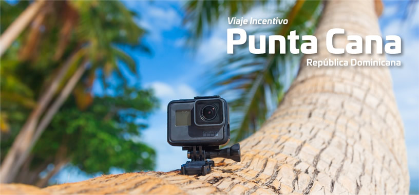 ACTIVZ Viaje de Incentivo Punta Cana