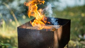FOOD & WINE MAGAZINE: HOW TO WOOD-FIRE UP YOUR GRILL
