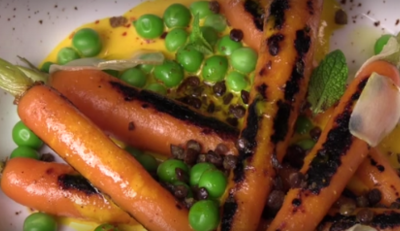 HUFFINGTON POST: THE SECRET TO GRILLING VEGETABLES