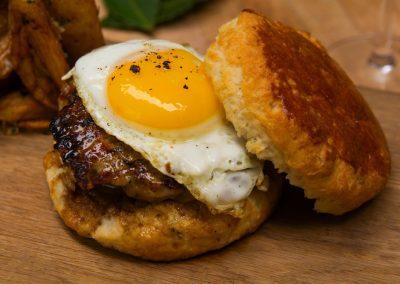 SausageBiscuitSandwich
