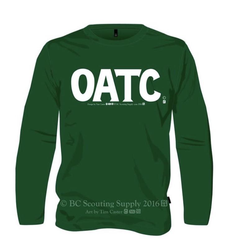 Long Sleeve OA Trail Crew T-Shirt