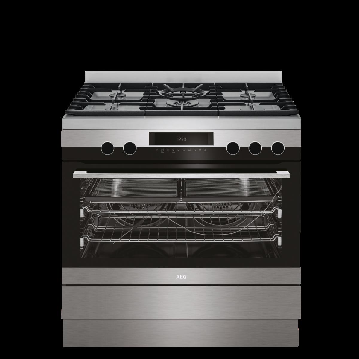 תנור משולב כיריים דגם - BPK822910M