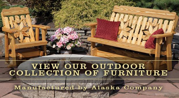 Alaska Outdoor Furniture Block