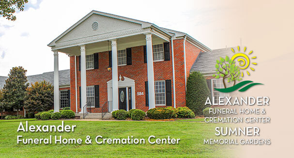 Home New - Alexander Funeral Home & Cremation Center