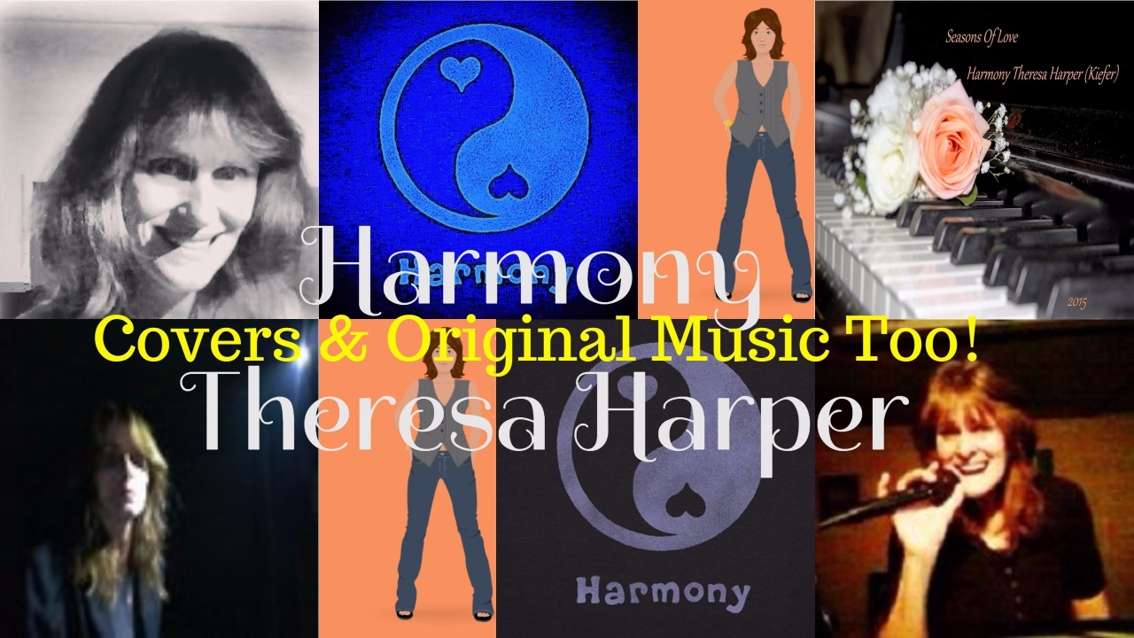 Harmony Theresa Harper Channel Art