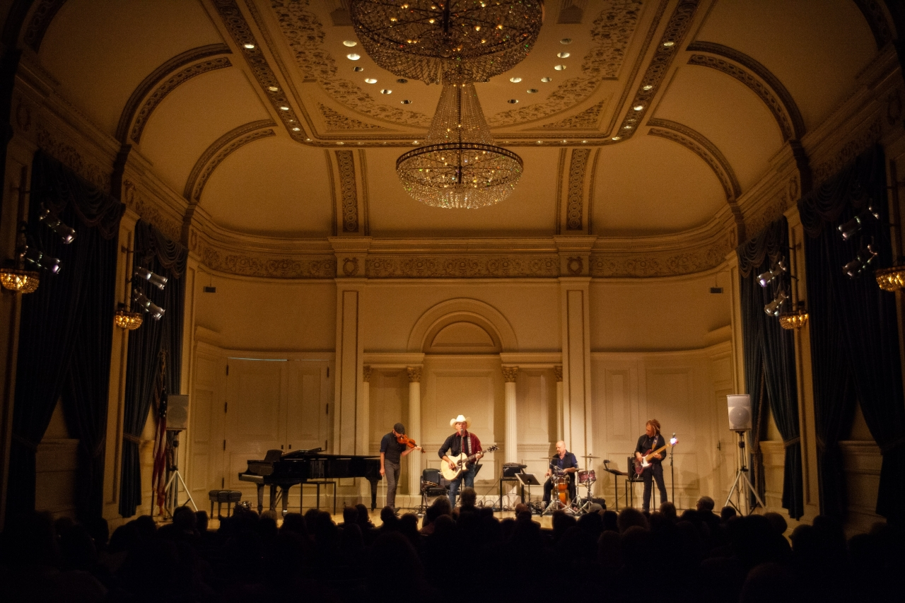 Grant Maloy Smith at Carnegie Hall 01-09-2019