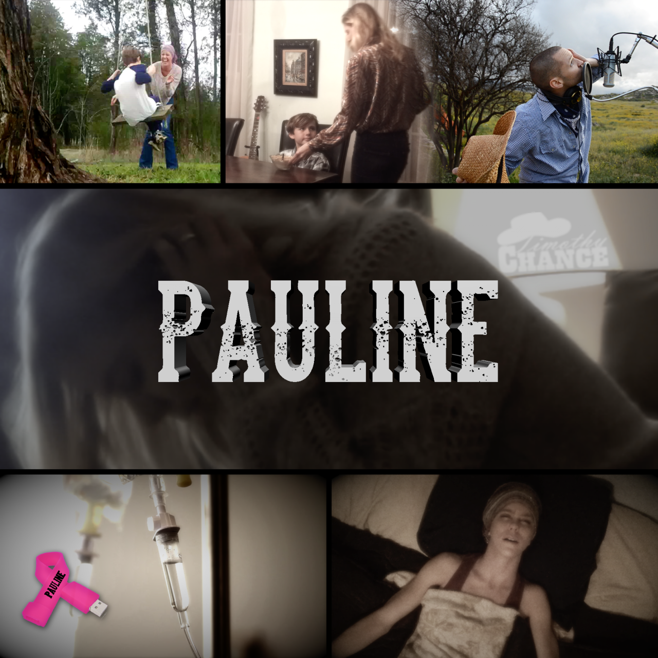 """Pauline Cover - 001 - American Music Channel proudly presents the New Single from the Timothy Chance Band, """"PAULINE""""! Watch this powerful Music Video and more at www.AmericanMusicChannel.com today.  *Download This Song at www.TimothyChanceBand.com"""