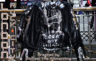 Stage Wear / Leather Jackets created by Michael The GlitterKing