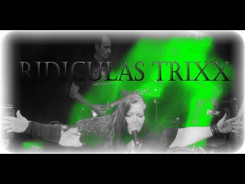 RIDICULAS TRIXX - Waterfalls Are Beautiful (Official Music Video)