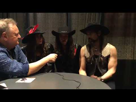 Hal Sits Down With The Tennessee Werewolves