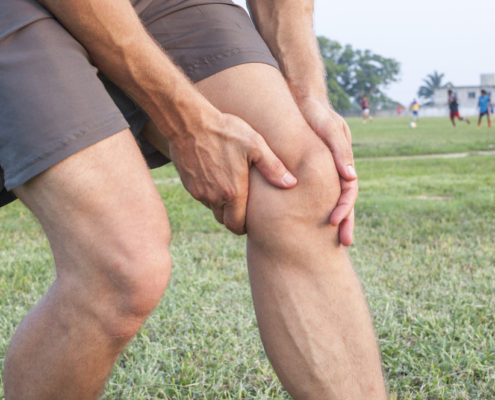 Knee Replacement Patients May Be Able to Hit the Shower Sooner - Health Council