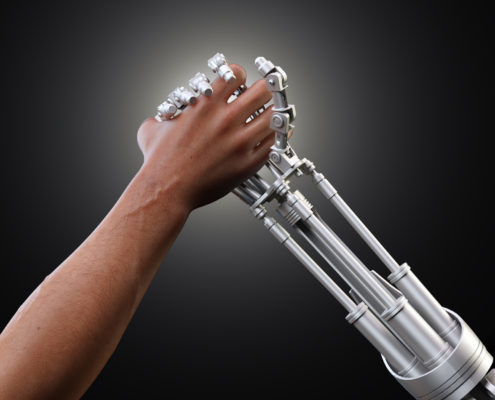 Improved Technology for Prosthetic Arm Movement - Health Council
