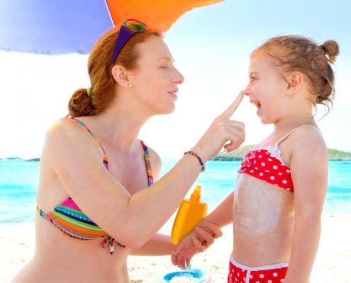 Baby Your Baby With Sunscreen - Health Council