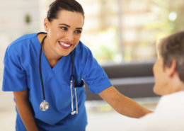 Nursing Leaders Modeling Positive Communication - Health Council