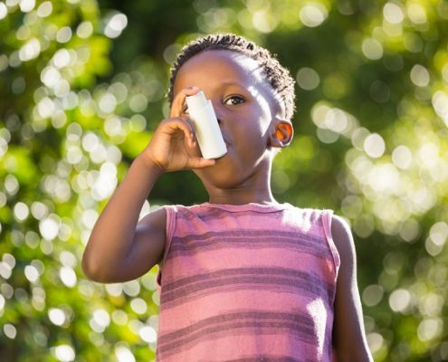 Childhood Asthma - American Health Council