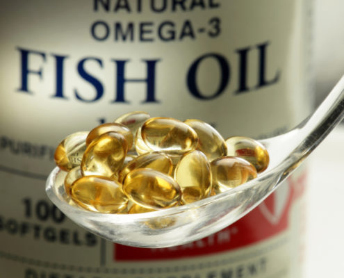 Fish oil increases joint mobility american health council for Does fish oil help with joint pain