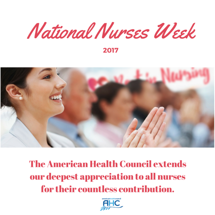 National Nurses Week - American Health Council