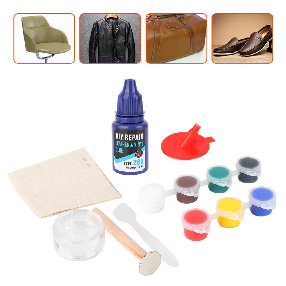 DIY Leather & Vinyl Repair Kit® - Best Gadget Store