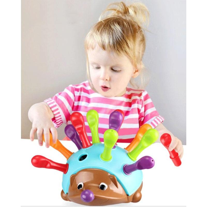 Educational Hedgehog Toy for Kids® - Best Gadget Store