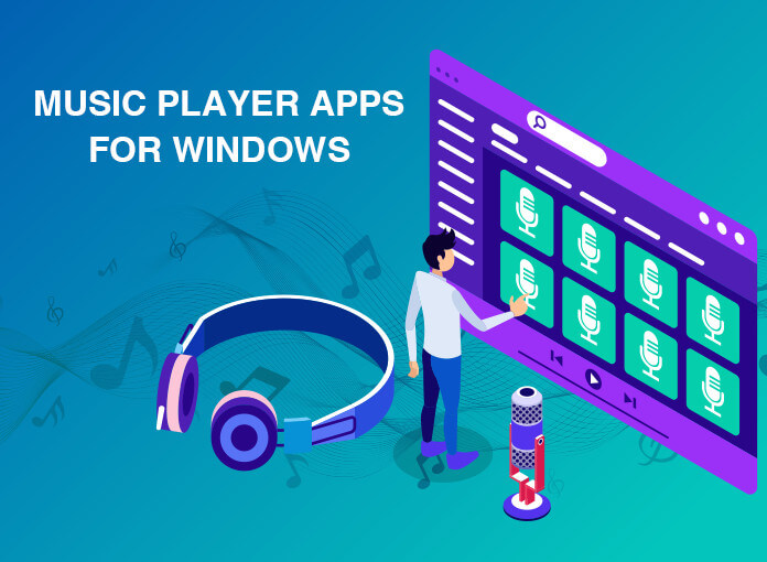 Music Player Apps for windows