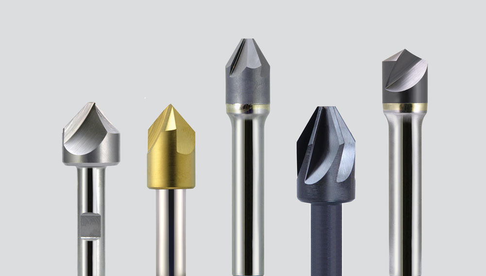 Solid Carbide Countersinks