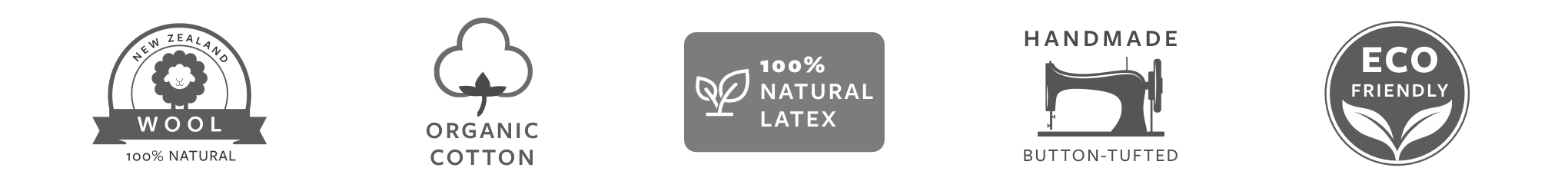Natural Latex Mattress Topper Certifications