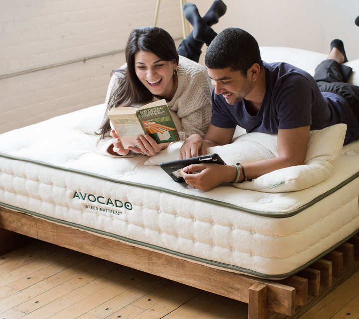 Natural Mattress Green Beds Avocado Green Mattress 174