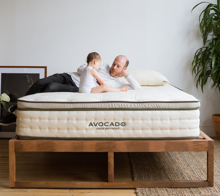 Avocado Green Mattress Product Photo